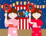 子供祭り 盆踊り体験イベント