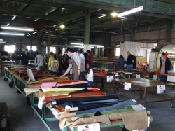 第4回 姫路皮革素材マーケット