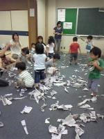 「ママ&キッズ☆チャレンジクラブ」9月28日は親子で英語あそびです♪