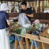 佛光寺さんの野菜市場のイメージ