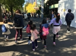 上野動物園の遠足