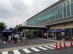 昭島市マンスリーフリーマーケット