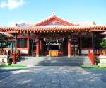 2010年 初詣 波上宮(なみのうえぐう)
