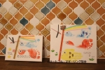 柏の葉ららぽーと 赤ちゃんとママのためのイベント 世界に一つだけの手形足形アート時計WS ららぽーと柏の葉 ママハピEXPO