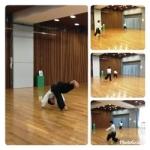 躰道 新宿道場の体験練習会