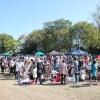 春日井市制75周年記念第42回春日井まつりフリーマーケットのイメージ