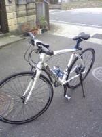 自転車の盗難