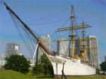 歴史散策「わが国最古の鉄製帆船『明治丸』と深川散歩」