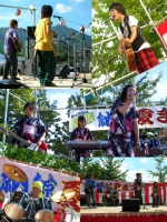 【藤の木学区】サマーライブ開催!!(第21回藤の木学区納涼夏祭り)
