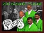 【公演】THE WHISPERS(ウィスパーズ)