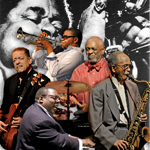 【公演】THE DIZZY GILLESPIE ALL-STARS featuring THE HEATH BROTHERS, JOHN LEE, CYRUS CHESTNUT & JEREMY PELT