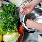 第2回目かんたんでおいしい「初夏野菜の重ね煮料理教室」