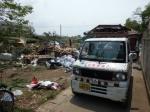 茨城県・栃木県の竜巻災害支援