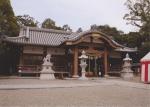 七五三で百済神社にいきました。