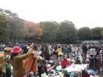 新宿中央公園フリマ 予約開始 限定250店舗 手持ち出店