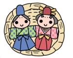ひなまつり工作(朝日町児童館)