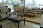 えほんのよみきかせ会(黒部市立図書館)
