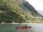うなづき湖 ボートクルーズ体験