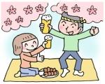 黒瀬川 桜まつり