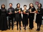マトリョミンアンサンブル「ウリープカ」が「ねりま光が丘 Cherry Blossom Festa 2014」に出演!