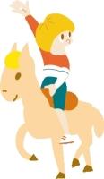 乗馬体験イベント