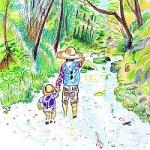 夏休みだれもが楽しめる「奥多摩はじめての沢歩き」