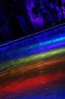 光と音のファンタジー「青リゾラグーンナイト2014」