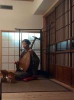 ナカムラユウコ筑前琵琶ライブ