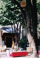 「鳴く虫と郷町」2008