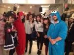 10月24日(土) 南堀江 オープンカフェバーでハロウィンGaitomo国際交流パーティー