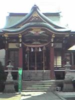 初詣は柏神社