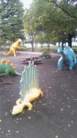 通称・恐竜公園