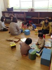 藤の木母親クラブ 幼児サークルのイメージ