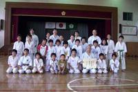 糸洲会三咲空手クラブのイメージ