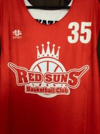 レッドサンズバスケのイメージ