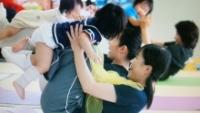 タッチケア&美ママ骨盤体操(3ヶ月~未就園児の親子)のイメージ