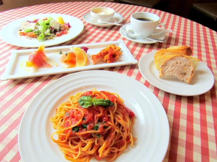 また本格なイタリア料理が食べたくなる【リストランテ カルピネット】