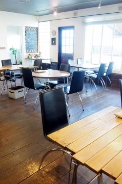 [広島市佐伯区] ごはんカフェ わらうかど庭