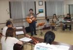 ギターに興味があります。
