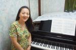 いつも楽しいピアノ教室♪