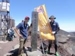 富士山登頂楽しみにしています