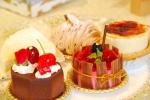 おいしいケーキを★