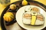 飾り巻き寿司&練りきりレッスン♪