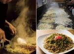 広島牡蠣の鉄板焼き「プリップリ」で最高でした。