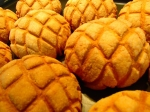 ふわふわのメロンパン