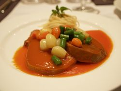 馬賽爾珈琲西餐(マー サイ ェ゛ァー ガー フェイ シー ツァン):フランス料理