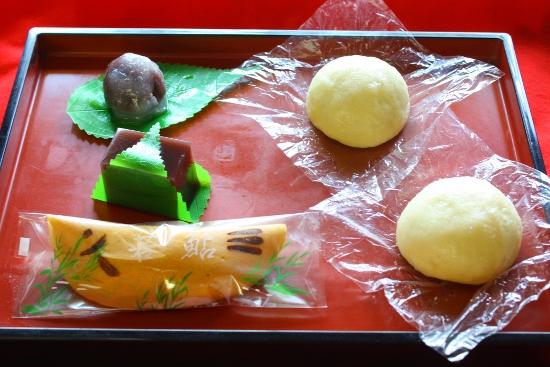 夏の和菓子はいかがですか?