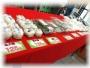 明日・明後日は糸賀製餅店のおいしいお餅の販売を致します