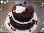 ♡ チョコレートのウエディングケーキ ♡