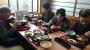 初めての外食レクリエーション*˙︶˙*)ノ